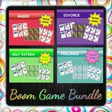 Anger Management, Self Esteem, Feelings, Divorce: Boom Game Bundle