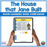 Boom Learning℠ Book Companion   The House That Jane Built