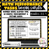 Boom Learning - Construction Theme Math Performance Tasks