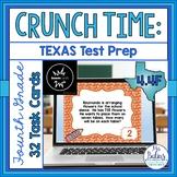Digital Task Cards Boom Learning Fourth Grade Math Division Test Prep