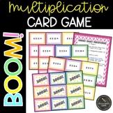 Boom! Multiplication Card Game