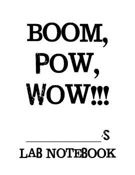 Boom Pow Wow Lab Notebook
