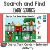 Boom Search and Find Early Sounds   Articulation   Digital