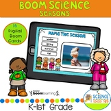 Boom Seasons Science Pack/ Distance Learning