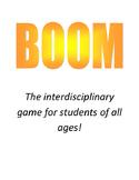 Boom: The Interdisciplinary Game