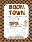 Boom Town (Harcourt Supplemental Materials)