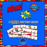 Boom, Zap, Pow! Rhythm Game