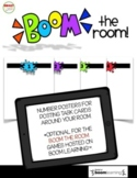 Boom the Room Posters (younger) FREE