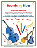 Boomin' the Blues: 12-bar Blues for Boomwhackers, Voice, Ukes, Recorder