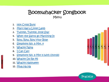 Boomwhacker Bundle