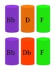 Boomwhacker Chord Cards
