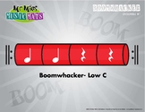 Boomwhackers Color-Coded / Beats 1 and 2 from Boomwhacker
