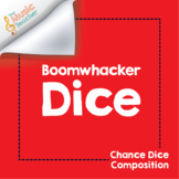 Boomwhacker Dice | Chance Composition Worksheets
