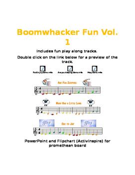 Boomwhacker Fun Vol.1