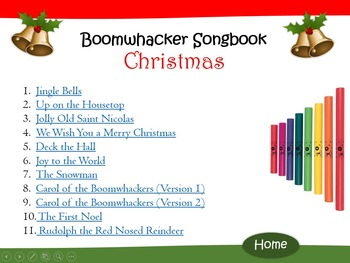 Boomwhacker Songbook Deluxe Edition