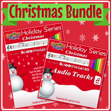 Boomwhackers® Christmas Songs - The Holiday Series #1  - Songbook and Mp3 Bundle