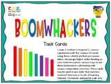 Boomwhackers Task Cards