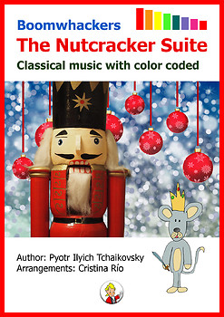 Boomwhackers The Nutcracker Suite -music sheets and mp3 sounds