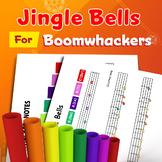 Boomwhackers® Tubes Sheet Music: Jingle Bells - Interactive PDF