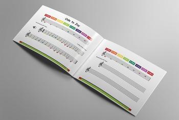 Boomwhackers® Tube Sheet Music: Ode to Joy (Ludwig van Beethoven)