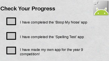 Boop My Nose - An introduction to AppInventor
