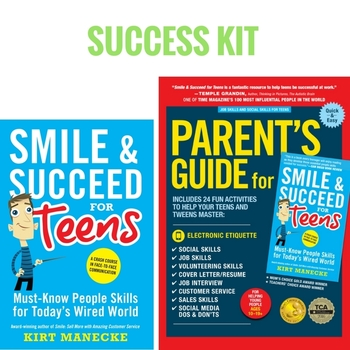 Boost Self-Esteem, Overcome Stress, Job Interview Skills, 2 Book Success Kit
