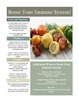 Boost Your Immune System With Healthy Eating