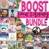 Boost Your Library ~ Book Companion Growing Bundle