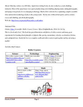 Boost Your STEAM Engineering with Nonfiction PK-8