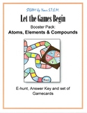 Science Booster Pack: Atoms, Elements & Compounds