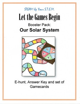 Science Booster Pack: Our Solar System