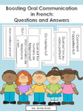 Boosting Oral Communication in French: Questions and Answers