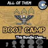 Boot Camp -- ALL OF THEM -- Grades (3-12) -- Differentiated Practice Assignments