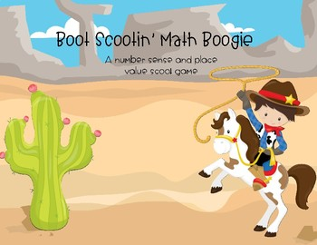 Boot Scootin' Math Boogie
