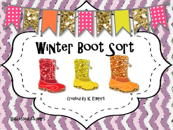 Boot Sort Double OO Short and Long