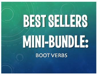 Best Sellers:  Spanish Boot Verbs