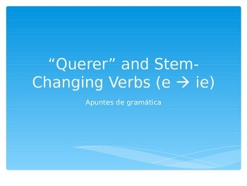 Boot Verbs Introduction PowerPoint: E -- IE Verbs