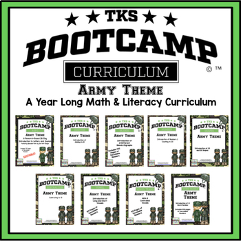 Bootcamp BUNDLE:  ARMY EDITION