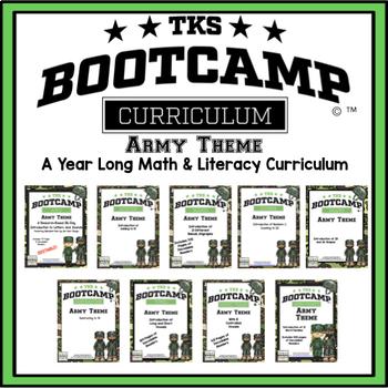 TKS Bootcamp BUNDLE:  ARMY EDITION