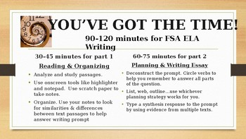 Bootcamp Materials for Struggling Writers