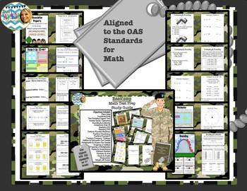 Bootcamp Math Test Prep Study Guide