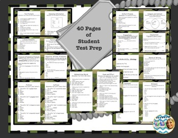 Bootcamp Reading Test Prep Study Guide