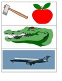 Bootcamp alphabet anchor chart pictures ESL hands on COMMON CORE