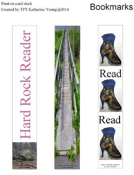 Boots Bookmark