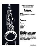 Boptimal- Music for Jazz Combo