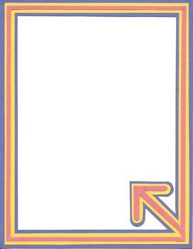 Border - Arrow