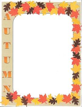 Border - Autumn 3