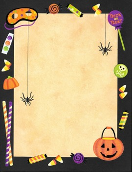 Border Bundle - Halloween