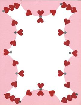 Border Bundle - Valentine's Day