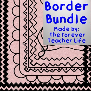 Border Bundle for COMMERCIAL USE